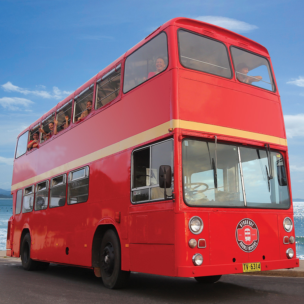 Our Red Buses